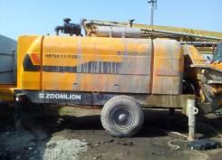 Zoomlion HBT 60.13.90SU. Стационарный бетононасос Zoomlion HBT 60, 2 700куб. см., 300,00м.