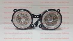 LED (Диодные) Туманки на Subaru Ангельские глазки