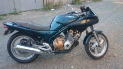 Yamaha XJ 400 Diversion, 1991