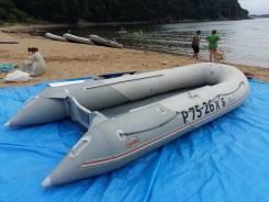 Лодка ПВХ Badger 430