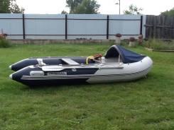 Продам лодку Jenhal 330