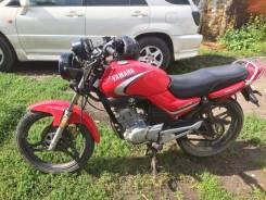 Yamaha YBR, 2007