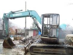 Продам запчасти экскаватора Kobelco SR75UR во Владивостоке