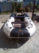 Продаю лодку Ривьера 340 и мотор Ветерок 8Э