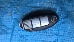 Ключ зажигания, смарт-ключ. Nissan Teana, J32, PJ31, PJ32, TNJ32, J32R VQ25DE