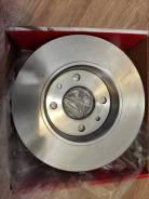 Тормозной диск Renault Logan 05-> перед. 238Мм