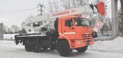 Челябинец КС-55732-21, 2016
