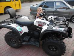 Baltmotors ATV 500, 2016