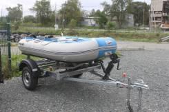 Лодка б/у 2,7 метра
