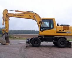 Hyundai R200W-7, 1999