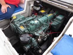 Двигатель Volvo Penta 41 с рабочего катера. Гидравлика, Дистанция и пр.