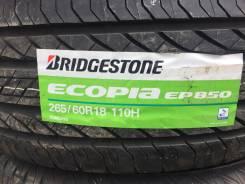 Bridgestone Ecopia EP850. Летние, 2016 год, новые