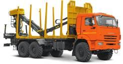 КамАЗ 43118 с КМУ VM-10L, 2021