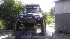 Polaris Ranger RZR S 800, 2008