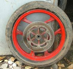 Продам диск передний (литье) на Kawasaki