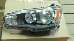 Фара. Mitsubishi Lancer, CX2A, CX3A, CY2A, CY3A, CY4A, CY8A, CZ4A 4A91, 4B10, 4B11, BKD, BWC