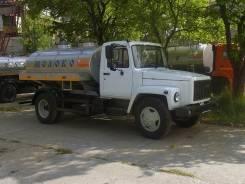 ГАЗ 3309. ГАЗ молоковоз, 4x2