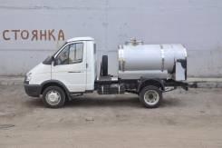 ГАЗ 3302. Молоковоз Газель, 4x2