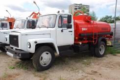 ГАЗ 3309. ГАЗ бензовоз, 4x2