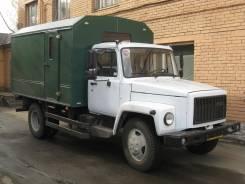 ГАЗ 3309. Передвижная мастерская ГАЗ