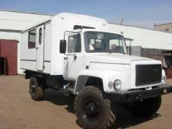 ГАЗ-33081. Передвижная мастерская ГАЗ