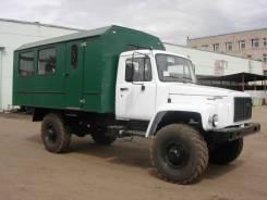 ГАЗ-33081. Вахтовый автобус ГАЗ, 15 мест