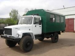 ГАЗ-33081. Вахтовый автобус ГАЗ, 20 мест