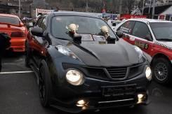 Капот. Nissan Juke, YF15, NF15, F15 MR16DDT, HR15DE, HR16DE. Под заказ