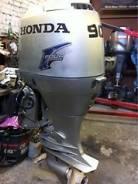 Honda. 90,00л.с., 4-тактный, бензиновый, нога L (508 мм), 2003 год