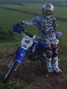 Yamaha TT-R 125, 2007