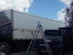 Продам Изотермический фургон.  металический Hino Profia