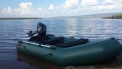 "Комплект ПВХ ""Тайга"" Т- 270 + лодочный мотор Suzuki 2,5"