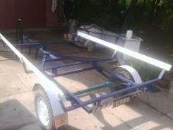 Продам прицеп для резиновой лодки