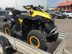 BRP Can-Am Renegade 1000 XXC, 2013