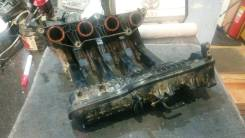 Коллектор впускной. Honda Jazz Honda Mobilio, GB1, GB2 Honda Fit, GD1, GD2 Двигатели: L12A1, L13A1, L13A2, L13A5, L15A1, L15A, L13A