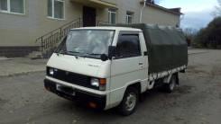 Mitsubishi Delica, 1988