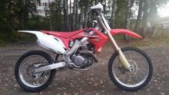 Honda CRF 450R, 2009