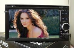 Авто Магнитола CAR Multimedia - SD TV USB, DVD, MP3 Блютуз 178 на100мм.