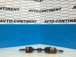 Привод левый передний CGA3 на Nissan CUBE ANZ10 4WD