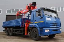 Kanglim KS1256G-II. КМУ Камаз 65117 с , 6 700куб. см., 6x4