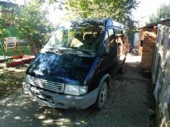 ГАЗ 3221, 1999