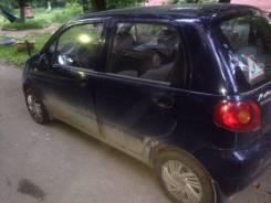 Daewoo Matiz 2008 0,8 MT