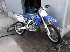 Yamaha YZ 450, 2007