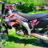 Honda CRF 450R, 2002