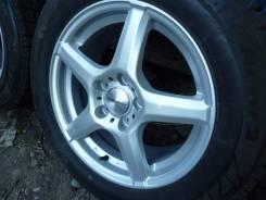 Отличный комплект новых литых дисков R16 5*114.3