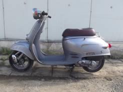 Honda Giorno. 49куб. см., исправен, без птс, без пробега