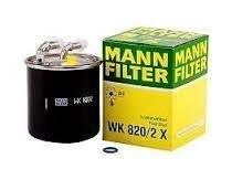 Фильтр топливный MANN, WK820/2X, A6420920201