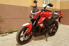 Motoland R6 250. 250куб. см., исправен, птс, без пробега