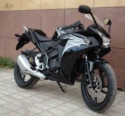 Мотоцикл Motoland CBR 250,Оф.дилер Мото-тех, 2019