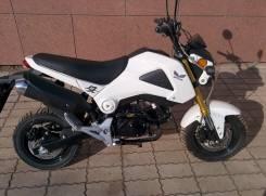 Motoland MX 125. 125куб. см., исправен, птс, без пробега